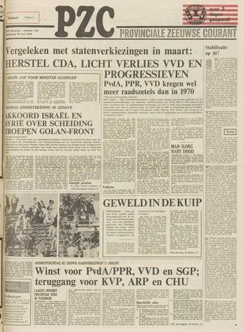 Provinciale Zeeuwse Courant 1974-05-30