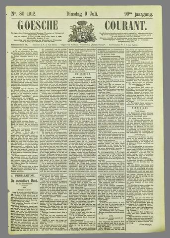 Goessche Courant 1912-07-09