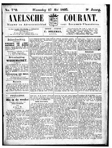 Axelsche Courant 1893-05-17