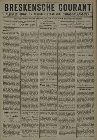 Breskensche Courant 1919-06-18