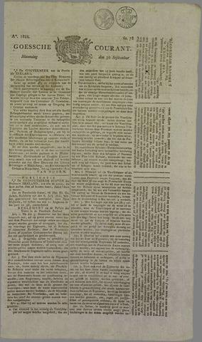 Goessche Courant 1822-09-30