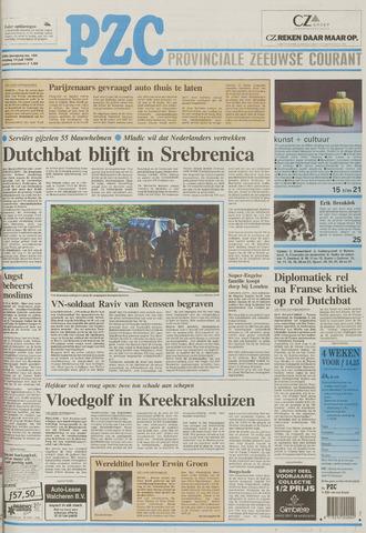 Provinciale Zeeuwse Courant 1995-07-14