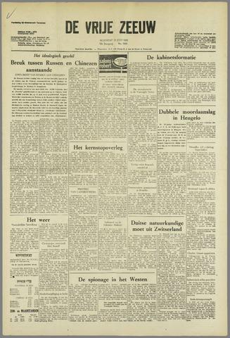 de Vrije Zeeuw 1963-07-15