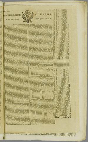 Middelburgsche Courant 1805-12-05
