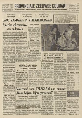 Provinciale Zeeuwse Courant 1959-09-07
