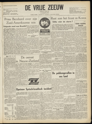 de Vrije Zeeuw 1951-05-04