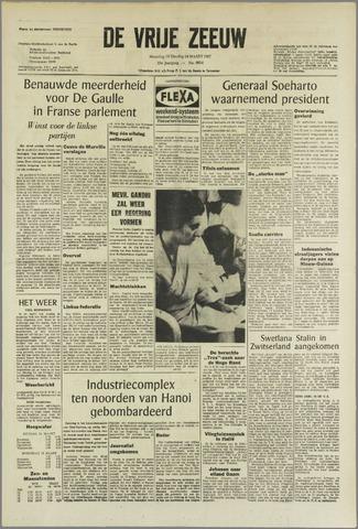 de Vrije Zeeuw 1967-03-13