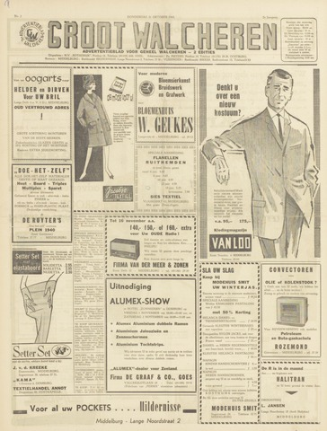 Groot Walcheren 1963-10-31