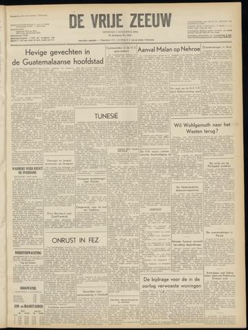 de Vrije Zeeuw 1954-08-03