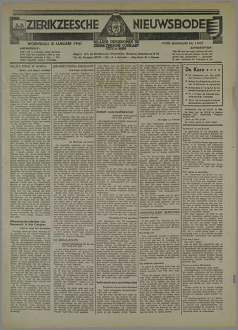 Zierikzeesche Nieuwsbode 1941-01-08