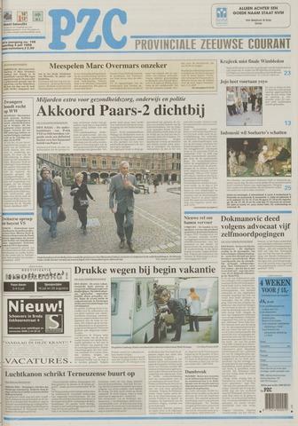 Provinciale Zeeuwse Courant 1998-07-04