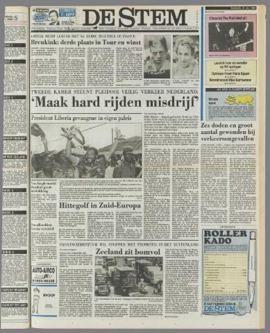 de Stem 1990-07-23