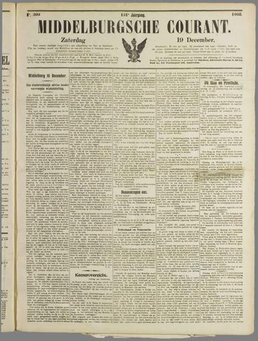 Middelburgsche Courant 1908-12-19