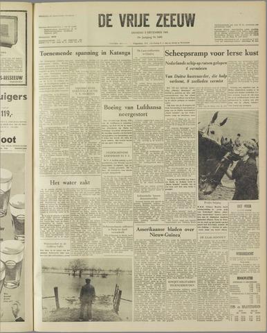 de Vrije Zeeuw 1961-12-05