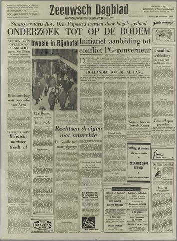 Zeeuwsch Dagblad 1960-11-19
