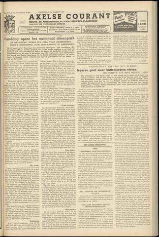 Axelsche Courant 1957-03-16