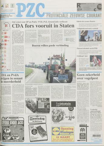Provinciale Zeeuwse Courant 2003-03-12