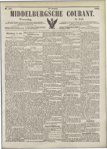Middelburgsche Courant 1899-07-12