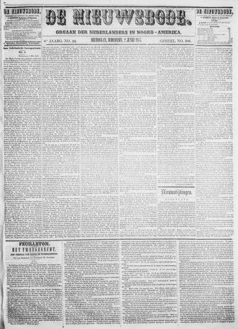 Sheboygan Nieuwsbode 1857-06-02
