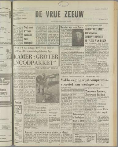 de Vrije Zeeuw 1974-11-22