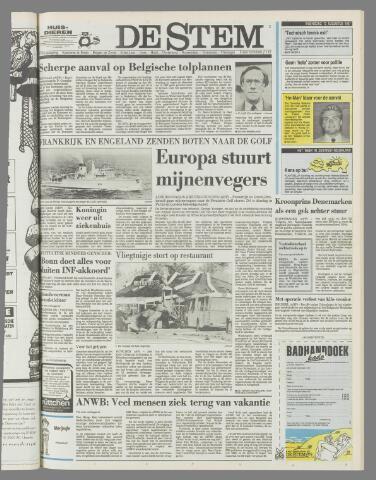 de Stem 1987-08-12