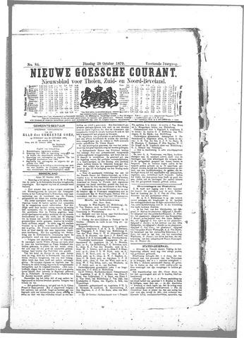 Nieuwe Goessche Courant 1879-10-28