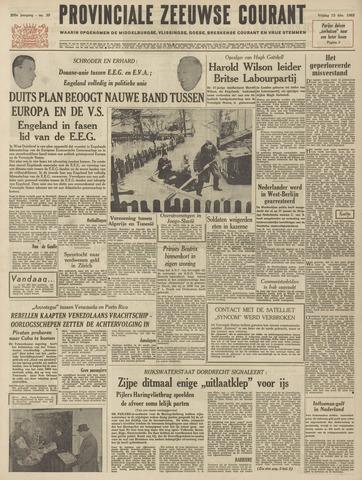 Provinciale Zeeuwse Courant 1963-02-15