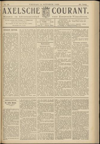Axelsche Courant 1932-10-14