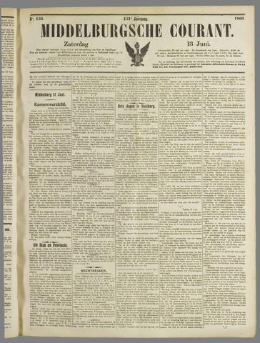 Middelburgsche Courant 1908-06-13