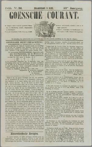 Goessche Courant 1865-05-08