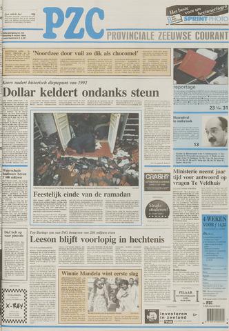 Provinciale Zeeuwse Courant 1995-03-04