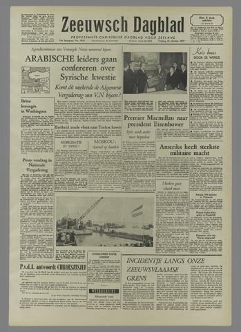 Zeeuwsch Dagblad 1957-10-18