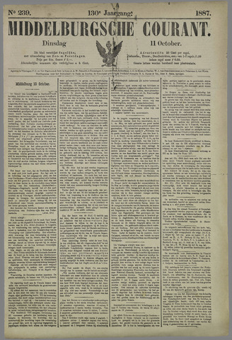 Middelburgsche Courant 1887-10-11