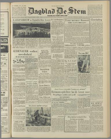 de Stem 1952-04-26