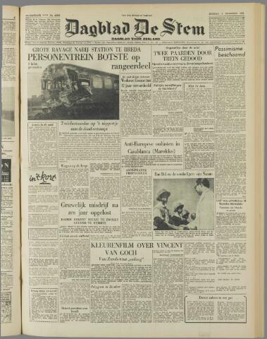de Stem 1952-12-09
