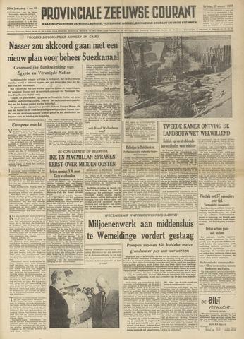 Provinciale Zeeuwse Courant 1957-03-22
