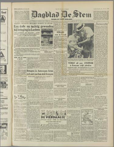 de Stem 1950-07-28