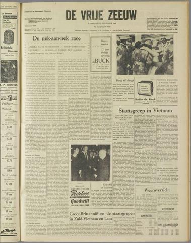 de Vrije Zeeuw 1960-11-12
