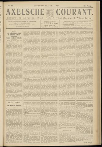 Axelsche Courant 1933-06-13