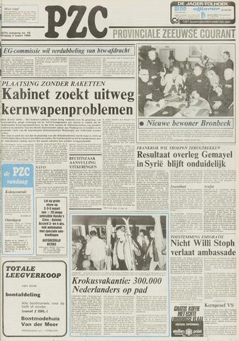 Provinciale Zeeuwse Courant 1984-03-02