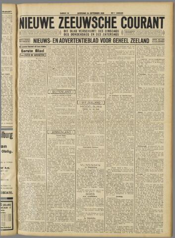 Nieuwe Zeeuwsche Courant 1932-09-24