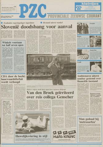 Provinciale Zeeuwse Courant 1991-07-02