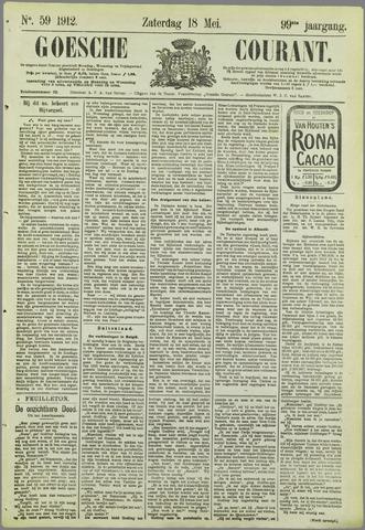 Goessche Courant 1912-05-18