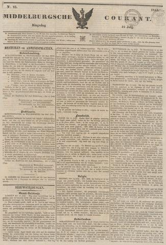 Middelburgsche Courant 1843-07-18