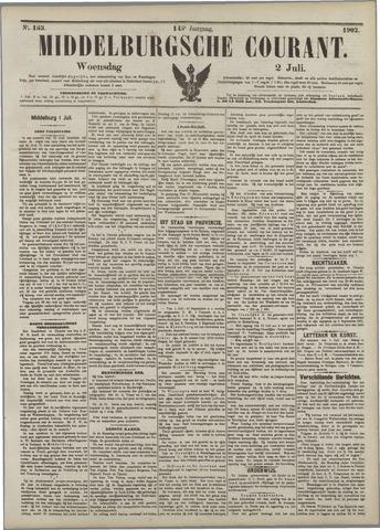 Middelburgsche Courant 1902-07-02