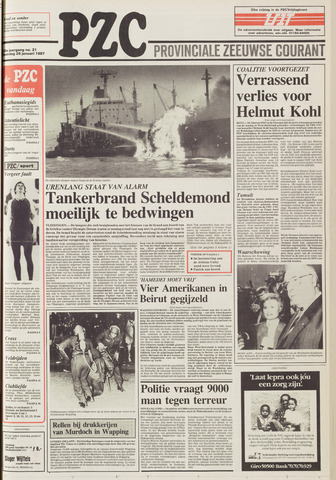 Provinciale Zeeuwse Courant 1987-01-26