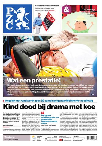 Provinciale Zeeuwse Courant 2018-08-21