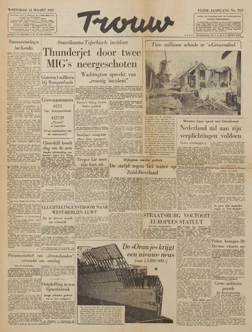 Watersnood documentatie 1953 - kranten 1953-03-11