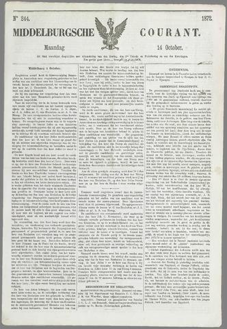 Middelburgsche Courant 1872-10-14