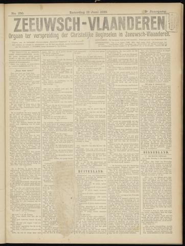 Luctor et Emergo. Antirevolutionair nieuws- en advertentieblad voor Zeeland / Zeeuwsch-Vlaanderen. Orgaan ter verspreiding van de christelijke beginselen in Zeeuwsch-Vlaanderen 1920-06-12